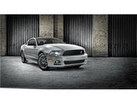 Ford Grille - Billet Style Upper, Mustang Club of America, Dark Stainless - DR3Z-8200-BE