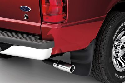 Ford 4L5Z-5K238-AA Exhaust Tip - Chrome