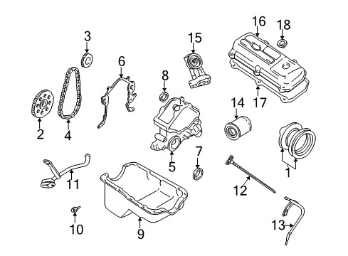 Genuine Ford Damper /& Pulley XR3Z-6B321-AA