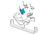 Ford Engine Mount - 5C3Z-6038-AA and Related Parts