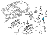 Ford Body Control Module - FR3Z-14F642-A and Related Parts