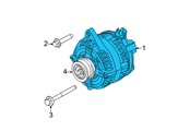 Ford Alternator - AL3Z-10346-C and Related Parts