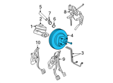 Ford Brake Booster - 2L2Z-2005-AA and Related Parts