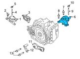 Ford Explorer Engine Mount