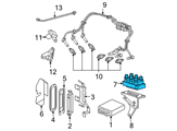 Ford Ignition Coil - FOTZ-12029-A and Related Parts