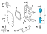 Ford Ignition Coil - 9E5Z-12029-A and Related Parts