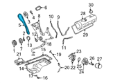 Ford Timing Chain - 5W7Z-6268-AA and Related Parts