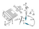 Ford Spark Plug - CYFS-12-FP and Related Parts