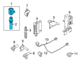 Ford Ignition Coil - 8L3Z-12029-A and Related Parts