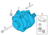 Ford Alternator - 8G1Z-10346-A and Related Parts