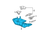 Ford Engine Mount - 1R3Z-6068-AA and Related Parts