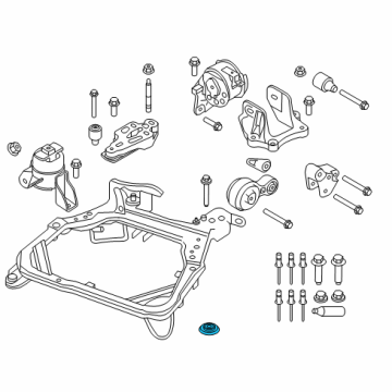 2012 Ford Fusion Engine Diagram