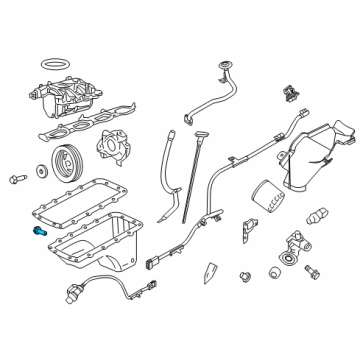 2013 Lincoln Navigator Engine Parts