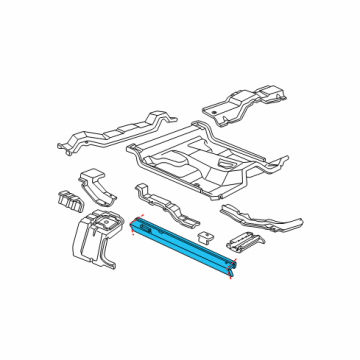 1999 Ford Ranger Exhaust Diagram