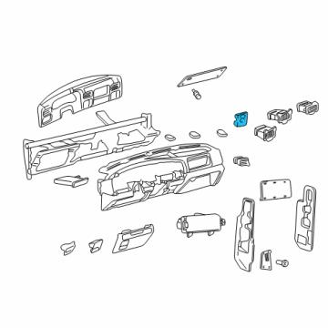 ford 4c3z-25047a04-bab