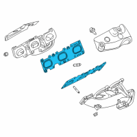 Ford Transit-350 HD Exhaust Manifold Gasket - BR3Z-9448-C and Related Parts