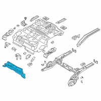 Ford Focus Front Cross-Member - G1FZ5810692A and Related Parts