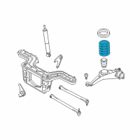 Ford Escape Air Suspension - 5M6Z-5560-AA and Related Parts