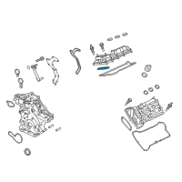 Ford Fusion Valve Cover Gasket - FT4Z-6584-B and Related Parts