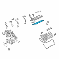 Ford Fusion Valve Cover Gasket - FT4Z-6584-A and Related Parts