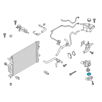Ford Thermostat Gasket - BR3Z-8255-A and Related Parts
