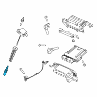 Ford Edge Spark Plug - CYFS-12F-5 and Related Parts