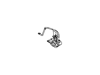 Genuine Ford Operating Rod 9A1Z-78431A78-A