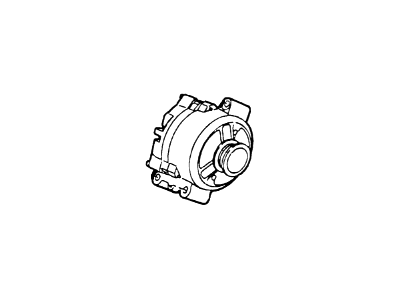 Ford F1TZ-10346-CRM Alternator Assy