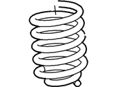 Ford Expedition Coil Springs - 7L1Z-5310-C