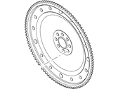 Lincoln Flywheel - F6AZ-6375-DA