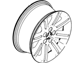 Ford Flex Spare Wheel - 8A8Z-1007-A