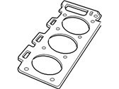 Ford Explorer Sport Trac Cylinder Head Gasket - 4L5Z-6051-AA