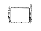 Ford F-250 Radiator - F2TZ-8005-C
