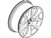 Mercury Spare Wheel - BN7Z-1007-A
