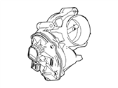 Ford Throttle Body - 8S4Z-9E926-A