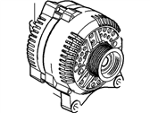 Ford E-350 Super Duty Alternator - 6C2Z-10V346-BBRM1