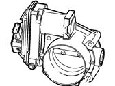 Mercury Throttle Body - 7T4Z-9E926-EA