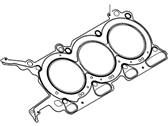 Ford Edge Cylinder Head Gasket - 7T4Z-6051-A