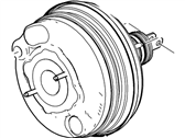 Ford Mustang Brake Booster - 4R3Z-2005-AA