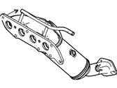Lincoln Catalytic Converter - 6E5Z-5G232-DA