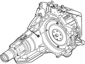 Mercury Sable Transmission Assembly - 4F1Z-7000-FB