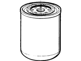 Ford Ranger Fuel Filter - E5TZ-9155-B