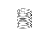 Ford Focus Coil Springs - 6S4Z-5310-C