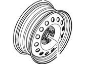 Ford Spare Wheel - 8S4Z-1007-D