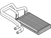 Lincoln Heater Core - AA5Z-18476-A