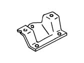 Ford Motor And Transmission Mount - 3C3Z-6038-AA