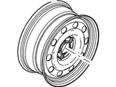 Ford Crown Victoria Spare Wheel - 7W7Z-1007-CCP