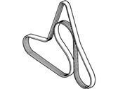 Lincoln Serpentine Belt - F2AZ-8620-A