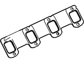 Ford Exhaust Manifold Gasket - BC3Z-9448-A
