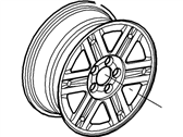 Mercury Mountaineer Spare Wheel - 3L2Z-1007-TA